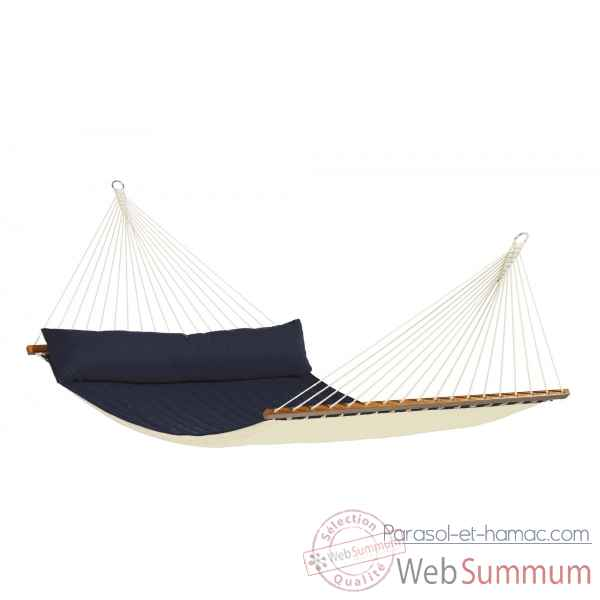 Hamac à barres king size alabama navy blue La Siesta -NQR14-31