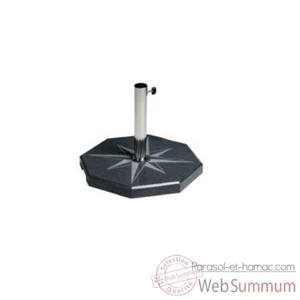 pied de parasol sywawa socle estrella anthracite 7276. Black Bedroom Furniture Sets. Home Design Ideas