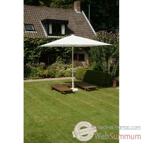 Parasol symo party carre 3,5 m -party-c-350